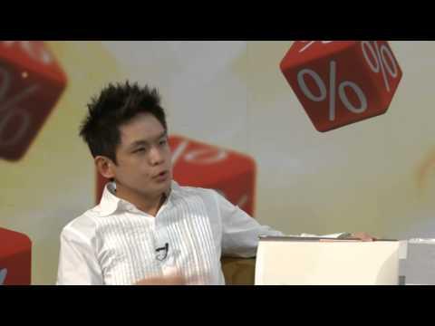 Capital TV's Morning Bell Interview about Korea Wallpaper (Part 2)