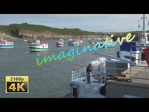 West Coast of Brittany - France 4K Travel Channel