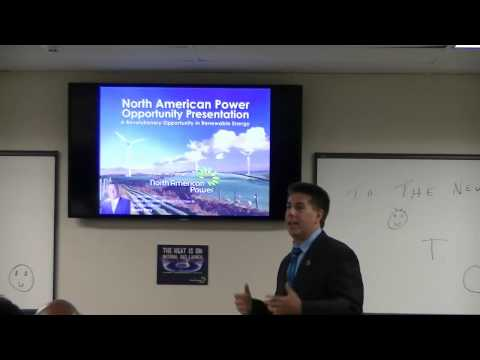 Introducing the North American Power Opportunity Training Center, Norwalk, CT