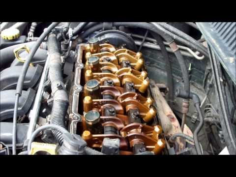 2000 Dodge Neon 2.0L Coil Pack and Valve Cover Removal Part 2