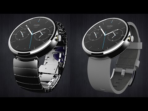 Moto 360 International Giveaway