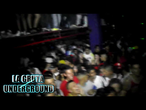 Perreo Intenso en la Gruta Underground 2014 - Dj Jeba
