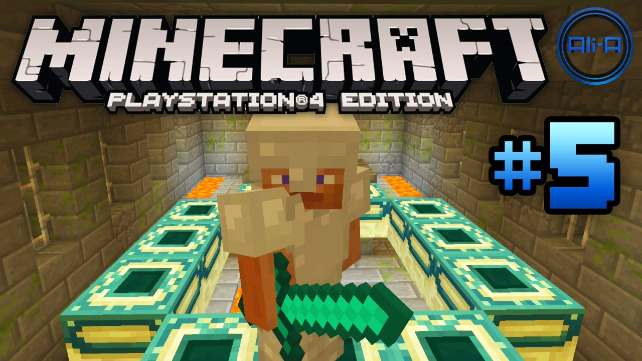 how to make an end portal in minecraft xbox one