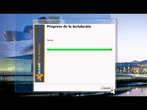 como instalar avast! free antivirus y ponerle una licencia hasta el 2038