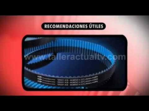 Instructivo Gates: Correas de Distribución Recomendaciones