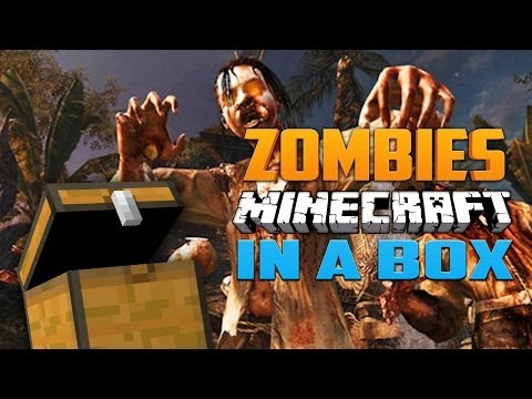 MINECRAFT IN A BOX ★ Call of Duty Zombies