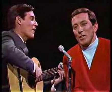 Andy Williams & Antonio Carlos Jobim - Girl From Ipanema