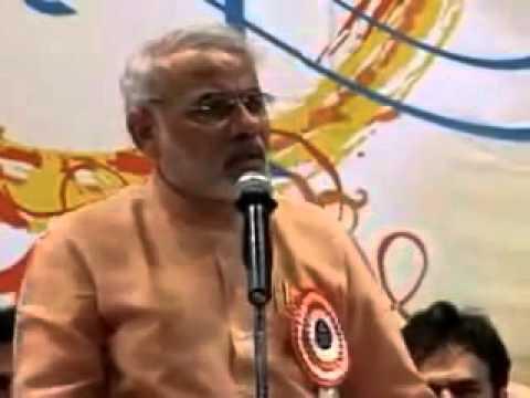Narendra Modi Exposing Congress on Sohrabuddin Encounter