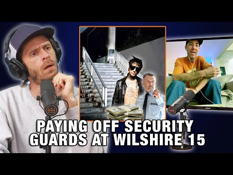 The Baker Crew Paid Off Security Guards At The Wilshire 15 - Andrew Reynolds