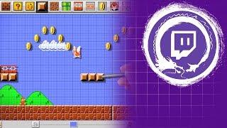 Tipsy Thursday | Mario Gear Maker: The Twin Koopahs | Stream Four Star