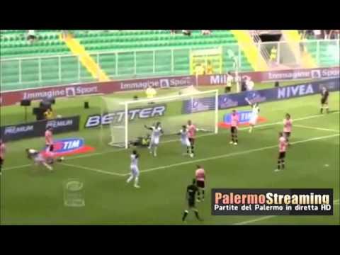 Palermo – Chievo 4 – 1 Highlights, sintesi e gol della partita | Serie A – 6a giornata 30/09/2012