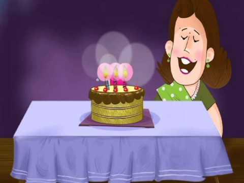 Hindi Nursery Rhymes - Birthday Song - Pineapple Cake