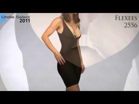 2011 Undie Awards Select Shapewear – Flexees 2556