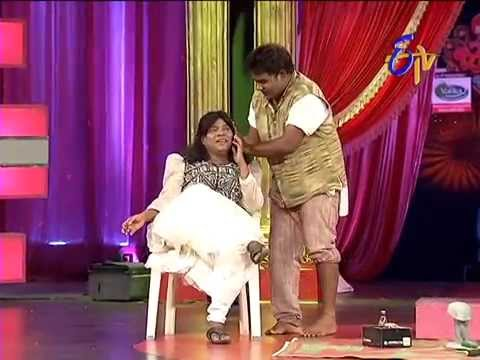 Jabardasth - జబర్దస్త్ - Jabardasth - Venu wonders Performance on 16th October 2014