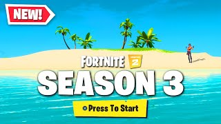 *NEW* Fortnite Chapter 2 SEASON 3 - LEAKED!