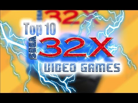 Top 10 Sega 32X Video Games  |  And how much $$$