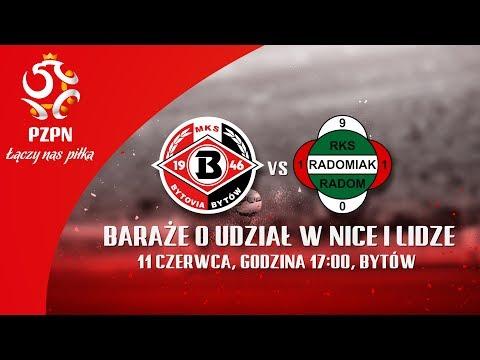 Baraże o udział w Nice I lidze: Drutex Bytovia - Radomiak Radom