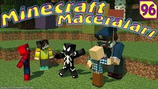 VENOM'A KORKUNÇ ŞAKA (Minecraft Maceraları 96)