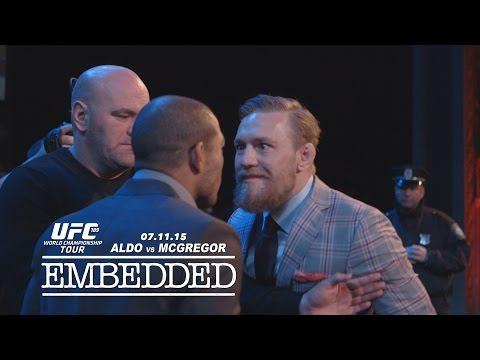 UFC Vlog Episode 6