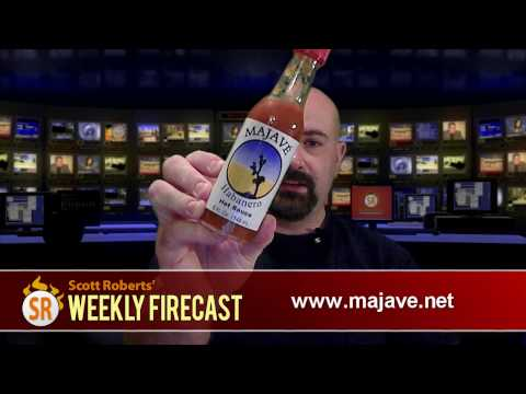 Mahave Hot Sauce and the Best Woods for BBQ - Weekly Firecast Episode 001