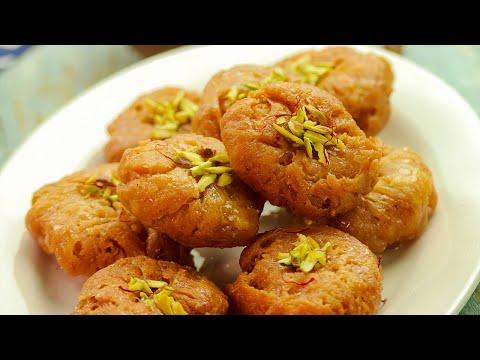 Balushahi Recipe By SooperChef