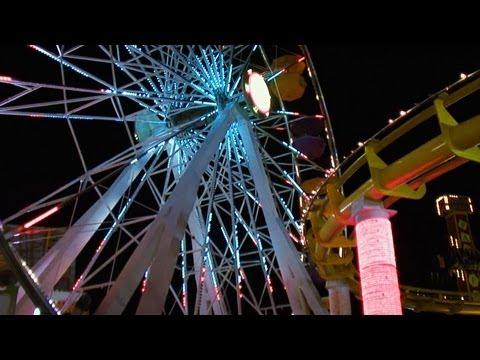 Santa Monica Pier, Los Angeles California