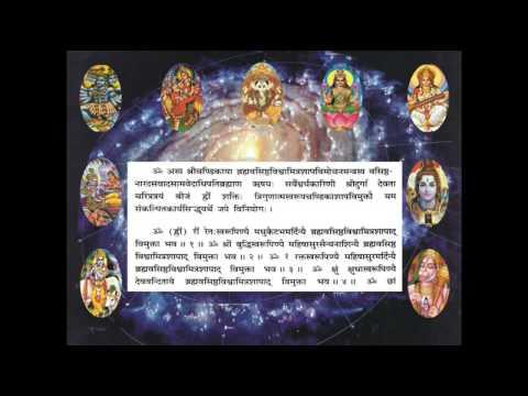 Durga Saptashati - Path Vidhi Sankalpa & Shapoddhar
