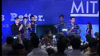 Rahul Dravid & Rajashthan Royal Team Launch Mitashi