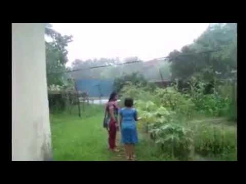 Bristi te moja.bristir gan. Bangladeshi girl enjoy rain.most amazing time of Bangladeshi girl. thumbnail