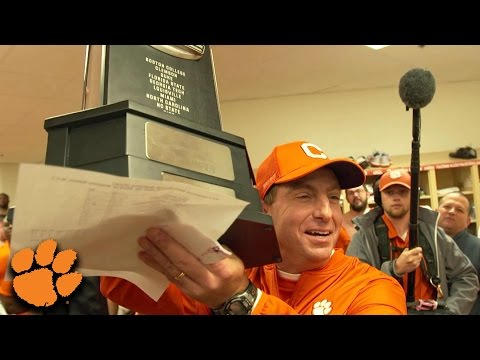 Clemson Football Hype Video | 2016 ACC Football Championship Game