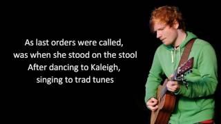 Download Lagu Galway girl - Ed Sheeran (lyrics) Gratis STAFABAND