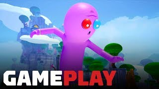 Trover Saves The Universe Gameplay Demo - PAX West 2018
