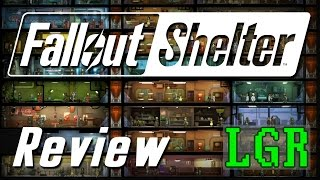 LGR - Fallout Shelter - Mobile Game Review