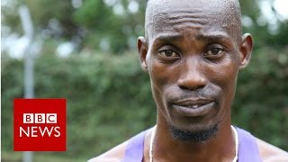 Team Refugee: Rio Olympic hopefuls running for a better life - BBC News