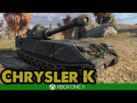 WoT / CHRYSLER K - Battle Beards  / Xbox One X