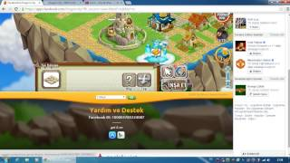 Dragon City Hile XP 650.00 Gold 500.000 Yemek 500.000