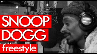 Snoop Dogg freestyle NEVER SEEN BEFORE! 2005 Throwback - Westwood