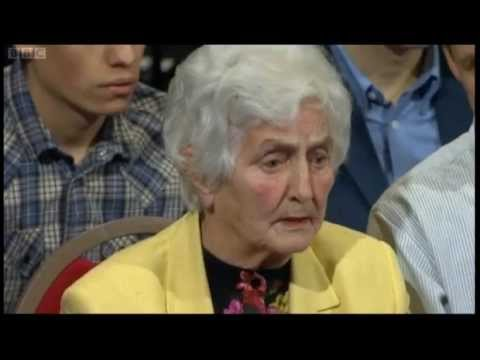 Charlotte Church full exchange with audience member on Question Time (Leveson Inquiry/phone hacking)