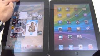Google Nexus 10 vs Apple iPad 4