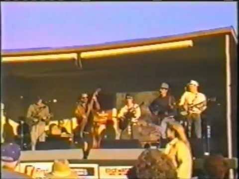 Wickenburg AZ  Bluegrass Festival 1986 Band Contest Winners