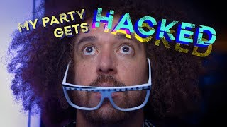 Redfoo vs Nex – Hack the party in one touch!