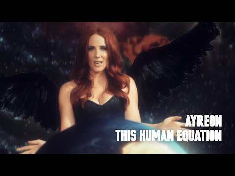 Ayreon - This Human Equation (Official Lyric Video)