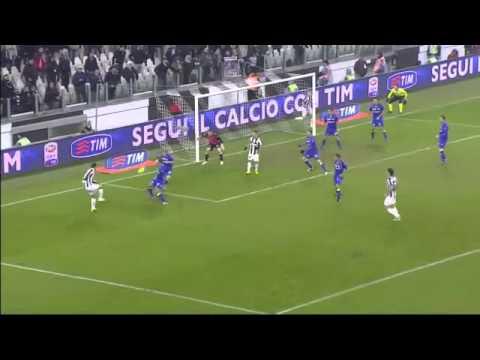 Juventus - Udinese 4-0 Sky HD 19/1/13