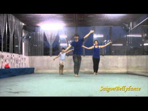 Nimbooda Nimbooda Bollywood Dance Mr. Long Saigonbellydance video