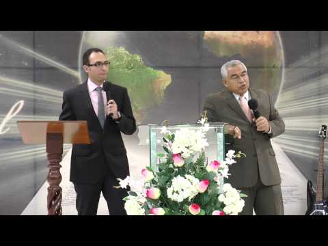 Eternal life in Jesus (Rev. Samuel David Mejia - Brother Alex Duvan Puentes)