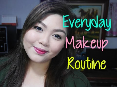 Everyday Makeup Routine (with Tagalog voice over) | Bing Castro