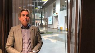 Johan Ödmark, VD Kista Science City AB