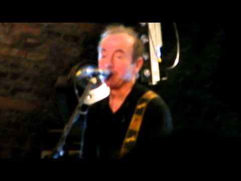 Hugh Cornwell | Bring On The Nubiles | Glasgow 5 10 2012 video