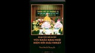 Sự Huyền Bí Của Mắt Trí Huệ - Quyển Khai Thị 01 ( bài 09 ), ngày 16 tháng 02 năm 1987, Peng Hu