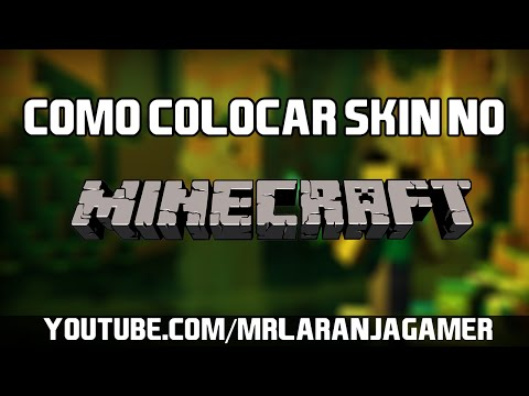 Como Colocar Skin no Minecraft Pirata 1.7.2 (Sem ERROS!)